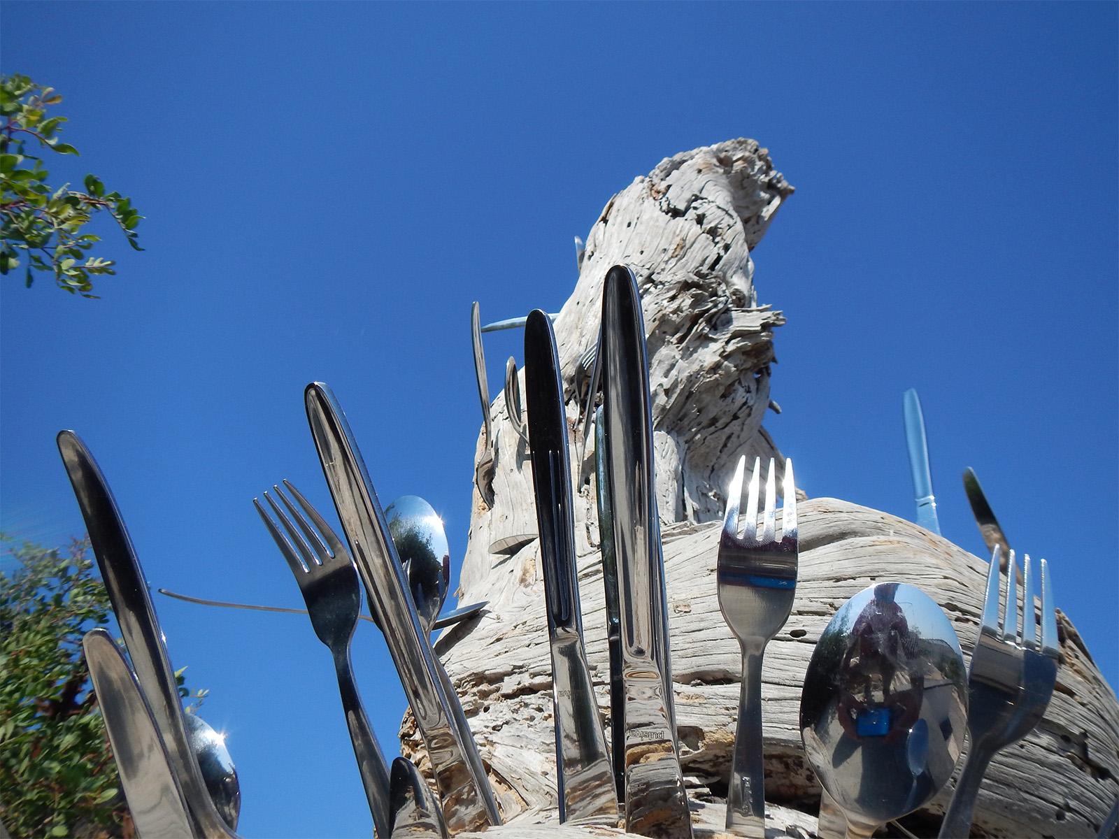 """Object """"La Grande Bouffe"""" detail"""